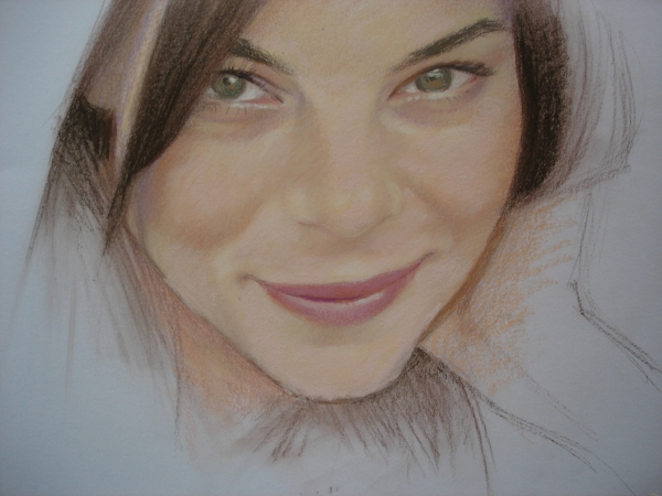 Michelle Monaghan by ceceach